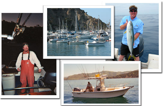 Tackleman Fishing Charters San Diego California